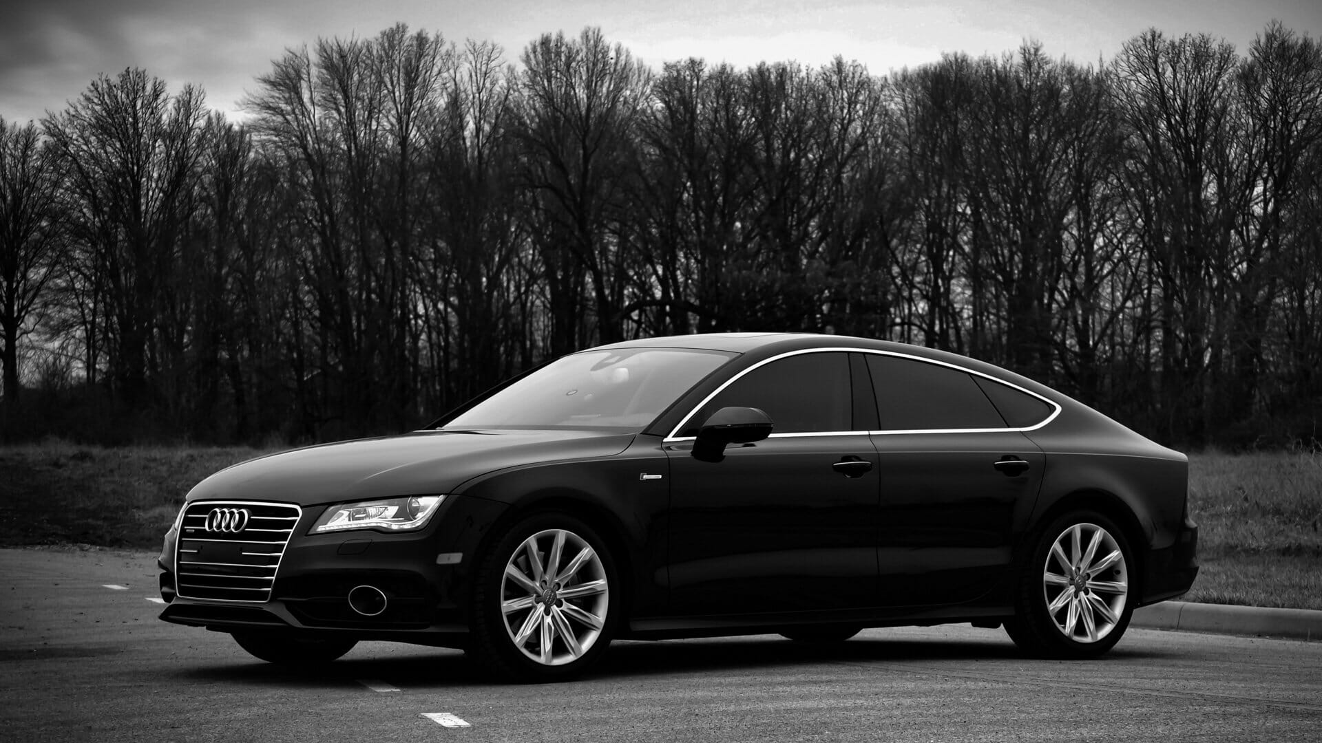 Audi A7 Subwoofer Audio Upgrade Daniel Vreeman