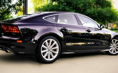 Audi A7 Subwoofer Audio Upgrade