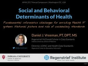 Social and Behavioral Determinants of Health
